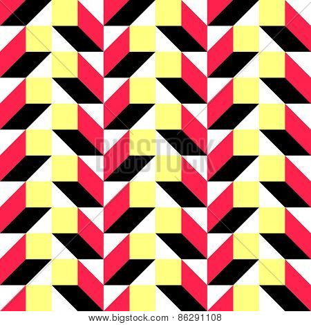 Seamless Geometric Pattern. Vector Regular Texture