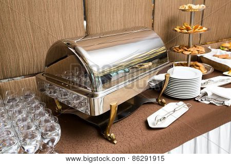 Catering - Buffet Dish Warming Tray
