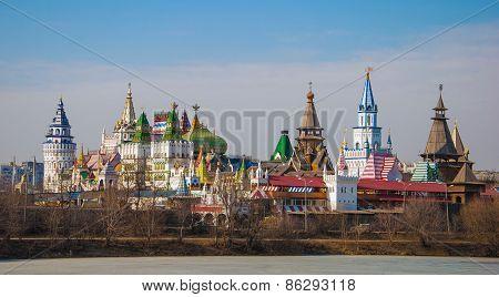 The Kremlin in Izmailovo