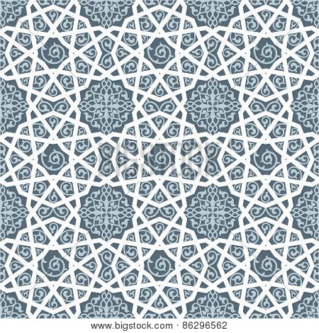 Islamic traditional pattern
