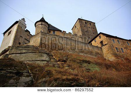 Old Czech Castle Kost