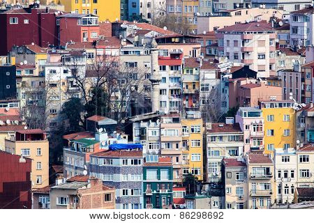 Densely Populated Houses