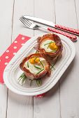 pic of chives  - speck bowl with eggs and chive - JPG