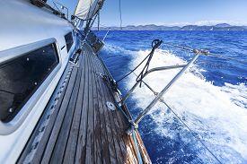 image of sails  - Sailing - JPG