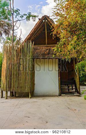 Cabin In The Lodge In Botswana