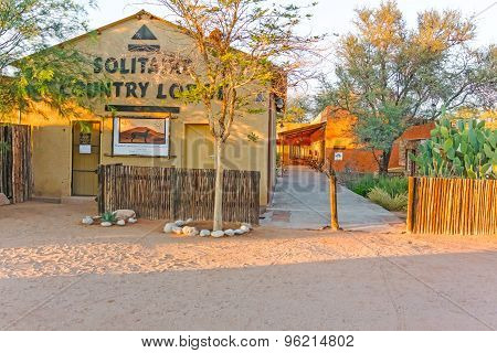 Solitaire Country Lodge In Namibia
