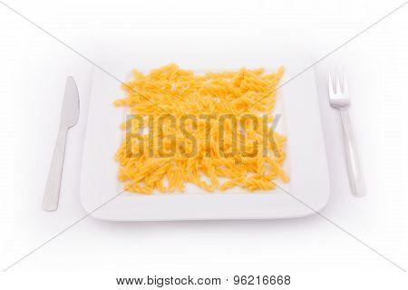 Dried Pasta.