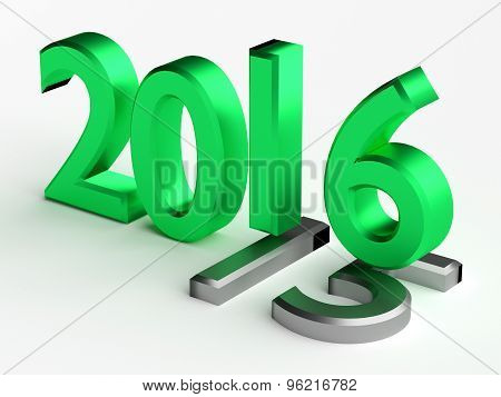 2016 Year Over 2015
