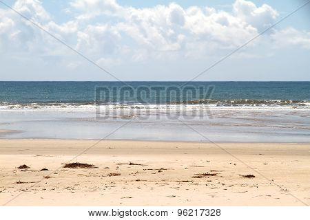 Beach Of Bahia.