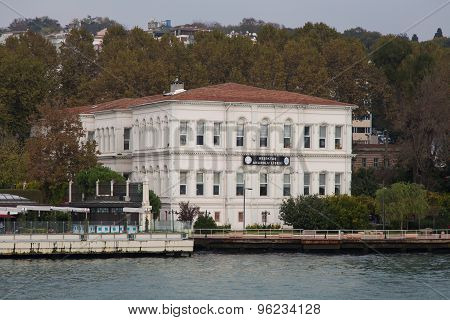 Besiktas Anatolian High School