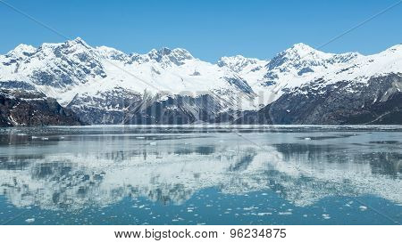 Reflections of Glacier Bay