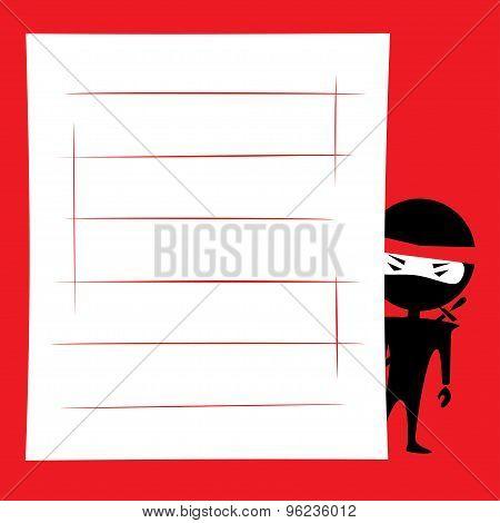 Ninja Spying