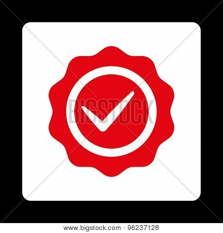 Valid icon from Award Buttons OverColor Set