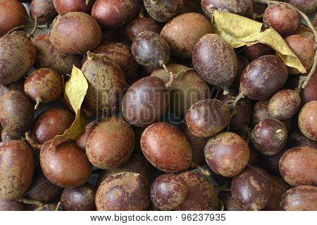 Guapaque Fruit In Market