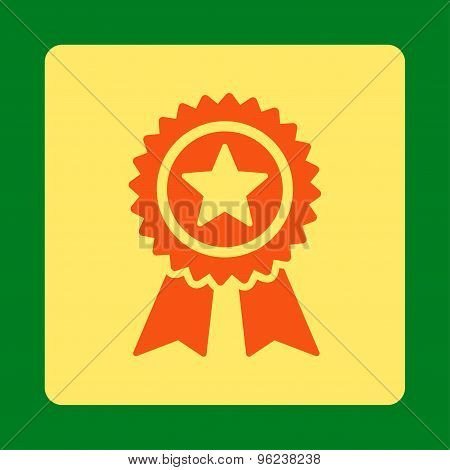 Guarantee icon from Award Buttons OverColor Set