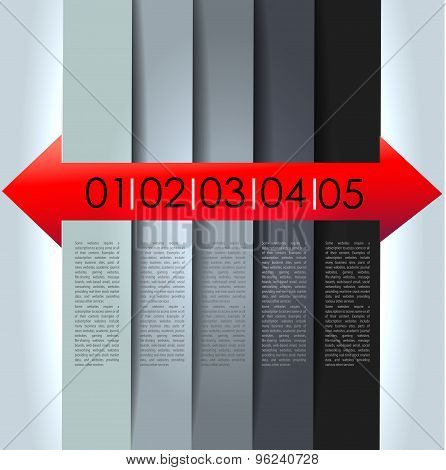 abstract line background. Design template