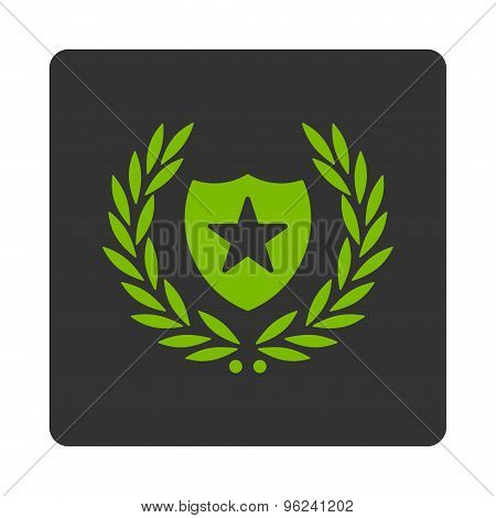 Shield icon from Award Buttons OverColor Set