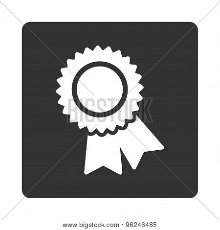 Certification icon from Award Buttons OverColor Set