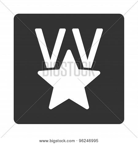 Victory icon from Award Buttons OverColor Set
