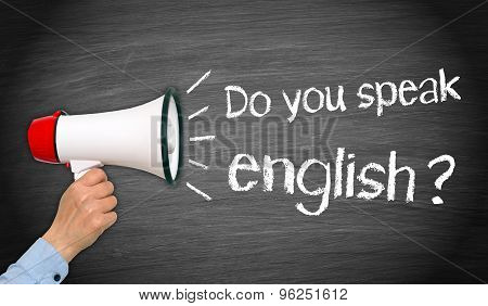 Do You Speak English ?
