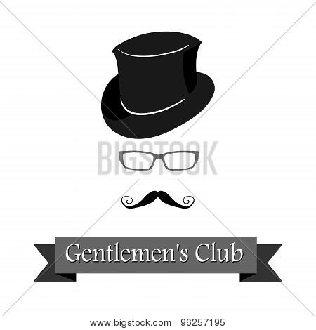 Gentlemens Club black