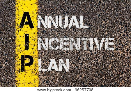 Business Acronym Aip As Annual Incentive Plan