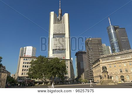 The Commerzbank Tower