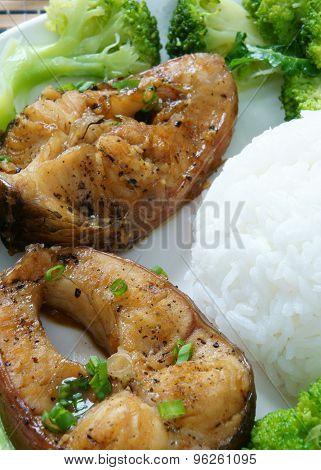 Vietnamese Food, Ca Kho To, Fish, Sauce, Caramel Fish