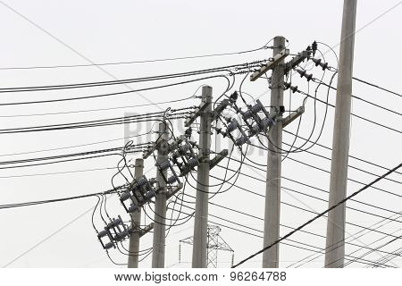 Distributon Of Electric Energy