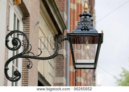 street lamppost