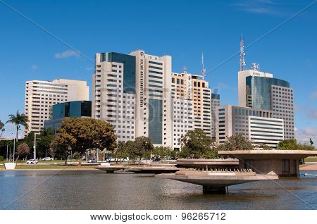 Hotel Buildings Complex of Brasilia