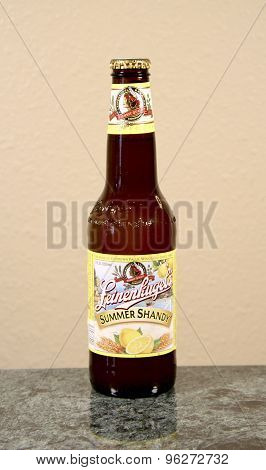 Bottle Of Leinenkugel's Summer Shandy Beer