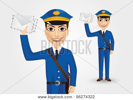 postman-holding-envelopes