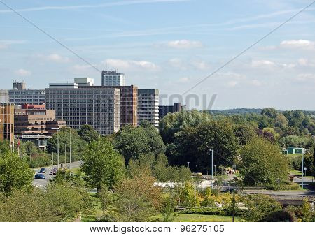 Office Blocks, Basingstoke Town Centre
