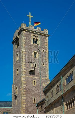 Wartburg Castle, Bergfried, Germany