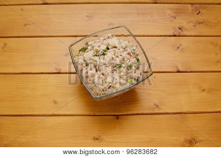 Creamy Smoked Mackerel Dip