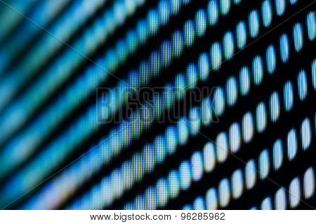 abstract led screen texture background