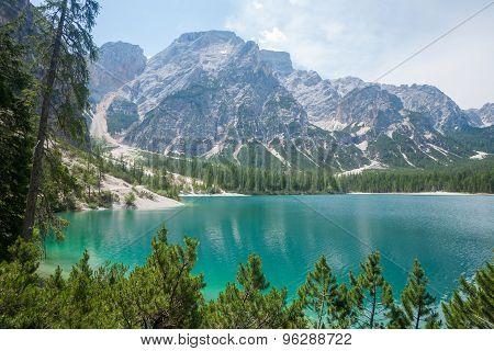 Lake Braies, Dolomites