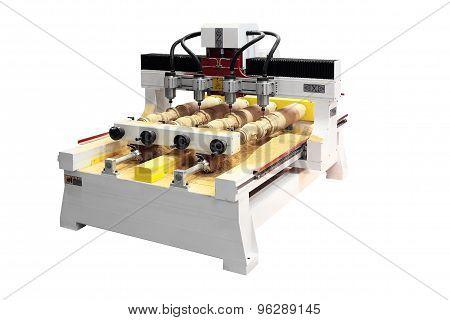 Working milling machine