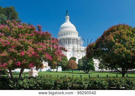 Washington DC- US Capitol Building