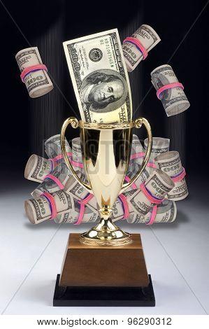 American Money Winner.