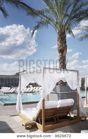 Luxury spa resort