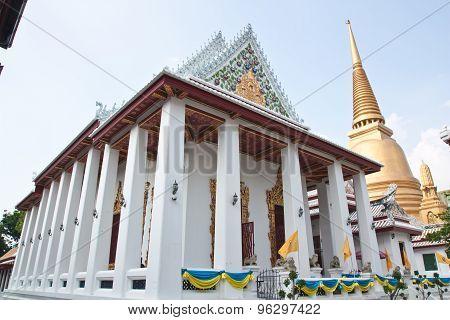 Wihan Phra Sadsada, Wat Bowonniwet Vihara Rajavaravihara.