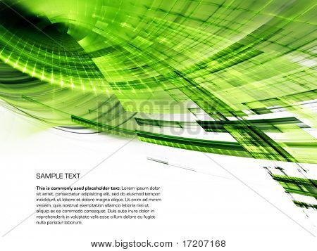 Original abstract background design