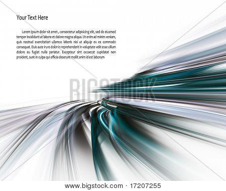 Digitale Kunst-Hintergrund