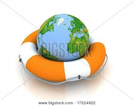 lifebuoy planet