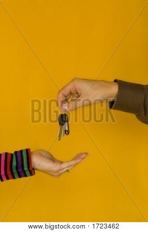 Giving Keys 2