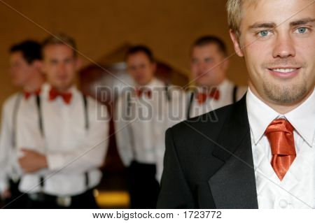 Wedding Groom
