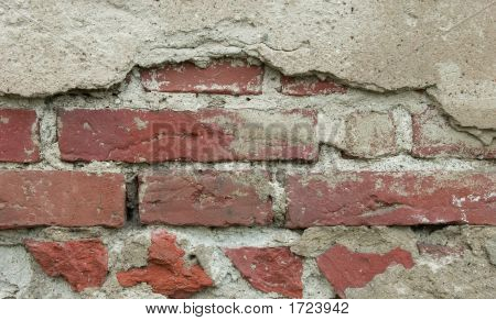 Grunge Bricks Background