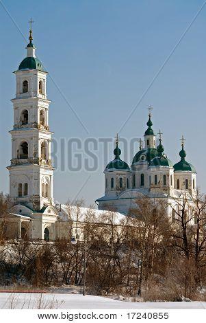 The Spasskaya Orthodox Church